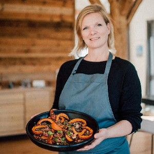 Jess de Jong - your private chef in Samoens